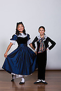 Dance Connection Palo Alto students pose for portraits during The Nutcracker Photo Day hosted by SOSKIphoto in Palo Alto, California, on October 25, 2015. (Stan Olszewski/SOSKIphoto)