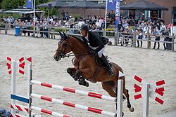 Been Remco, NED, Gouverneur<br /> KWPN Kampioenschappen - Ermelo 2018<br /> © Hippo Foto - Dirk Caremans<br /> 16/08/2018