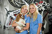 2014.07.15 - Zandvoorde - Sarah Verhaest & Heidi Dalton