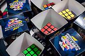 20.05.2018, Mumbai : Red Bull Rubik's Cube World Championship
