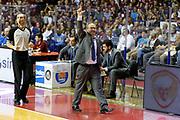 DESCRIZIONE : Venezia Lega A 2014-15 Play Off Gara2 Quarti di Finale Umana Reyer Venezia Acqua Vitasnella Cantu<br /> GIOCATORE : Stefano Sacripanti<br /> CATEGORIA : Ritratto<br /> SQUADRA : Umana Reyer Venezia Acqua Vitasnella Cantu<br /> EVENTO : Campionato Lega A 2014-2015<br /> GARA : Umana Reyer Venezia Acqua Vitasnella Cantu<br /> DATA : 21/05/2015<br /> SPORT : Pallacanestro <br /> AUTORE : Agenzia Ciamillo-Castoria/G. Contessa<br /> Galleria : Lega Basket A 2014-2015 <br /> Fotonotizia : Venezia Lega A 2014-15 Play Off Gara2 Quarti di Finale Umana Reyer Venezia Acqua Vitasnella Cantu