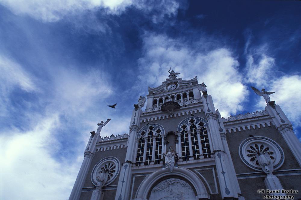 Basilica de Nuestra Sen?ora de los Angeles Cartago, Costa Rica