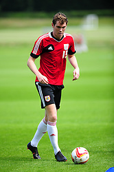Bristol City's Luke Dobbie - Photo mandatory by-line: Dougie Allward/JMP - Tel: Mobile: 07966 386802 27/06/2013 - SPORT - FOOTBALL - Bristol -  Bristol City - Pre Season Training - Npower League One