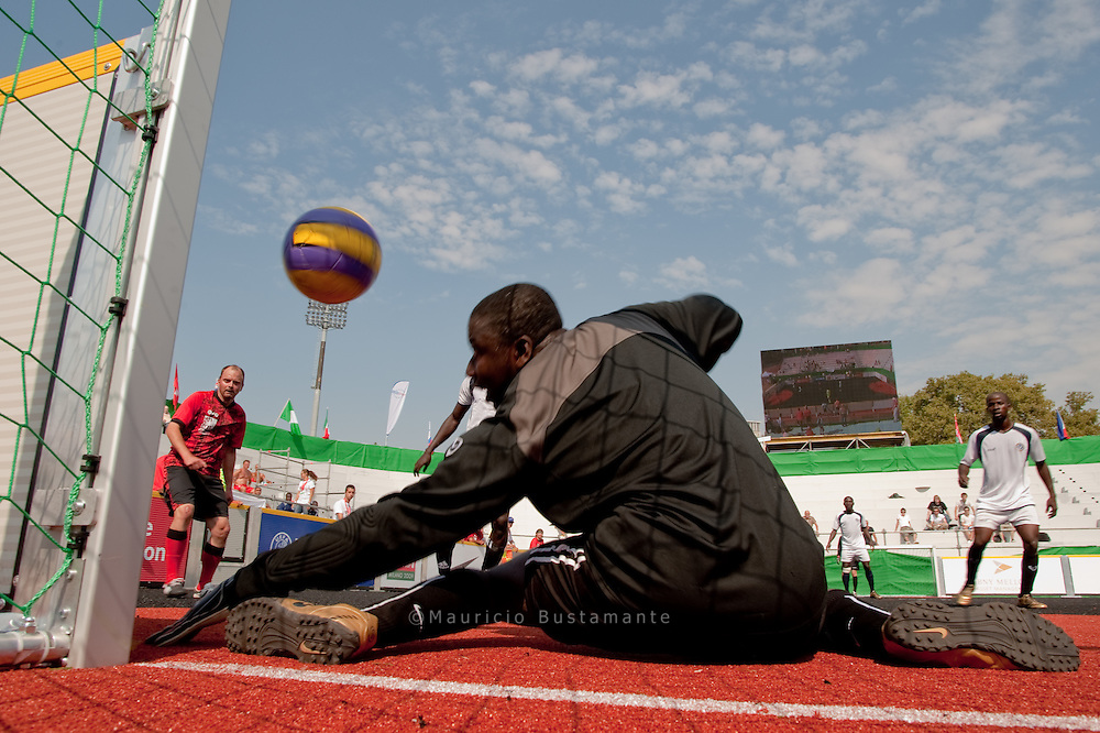 Homeless World Cup Milan