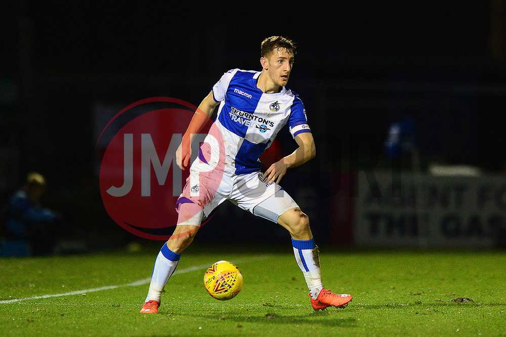 Tom Lockyer of Bristol Rovers - Mandatory by-line: Dougie Allward/JMP - 18/11/2017 - FOOTBALL - Memorial Stadium - Bristol, England - Bristol Rovers v AFC Wimbledon - Sky Bet League One