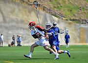 NCAA Men's Lacrosse: Air Force shoots down VMI, 14-4