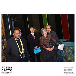 The Arts Foundation of New Zealand Laureate Awards ceremony took place at the St James Theatre in Wellington, on Wednesday 10 November 2004.  <br /> <br /> Recipients of the award for 2004 were composer Jack Body, cast glass artist Ann Robinson, director Barry Barclay, ta moko artist Derek Lardelli and visual artist John Pule.  For further information on the Laureates, visit http://www.thearts.co.nz
