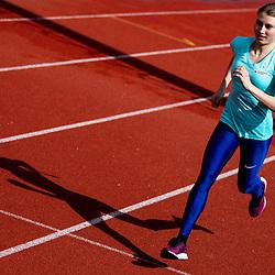20200503: SLO, Athletics - Marusa Mismas Zrimsek at training after loosening coronavirus restriction