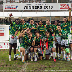 HSBC Emirates 7s| Scotstoun | 5 May 2013