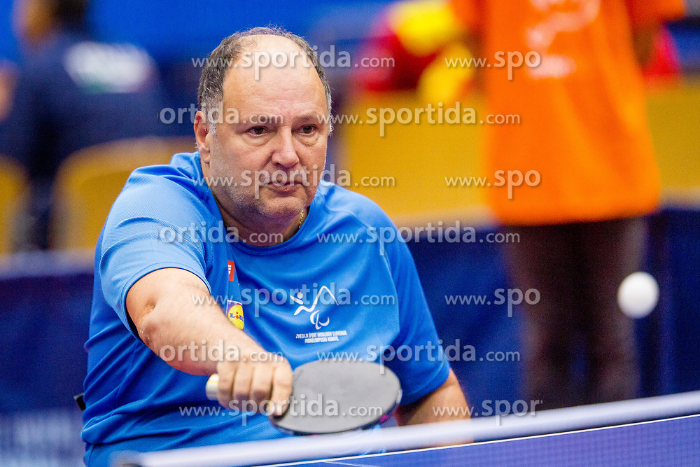 LUKEZIC Bojan during day 2 of 15th EPINT tournament - European Table Tennis Championships for the Disabled 2017, at Arena Tri Lilije, Lasko, Slovenia, on September 29, 2017. Photo by Ziga Zupan / Sportida