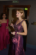 Virginia Simpson, The Royal Caledonian Ball 2004. Grosvenor House, 21 May 2004. ONE TIME USE ONLY - DO NOT ARCHIVE  © Copyright Photograph by Dafydd Jones 66 Stockwell Park Rd. London SW9 0DA Tel 020 7733 0108 www.dafjones.com
