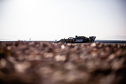 February 21, 2019 - Montmelo, BARCELONA, Spain - Romain Grosjean from France with 08 Rich Energy Haas F1 Team in action during the Formula 1 2019 Pre-Season Tests at Circuit de Barcelona - Catalunya in Montmelo, Spain on February 21. (Credit Image: © AFP7 via ZUMA Wire)