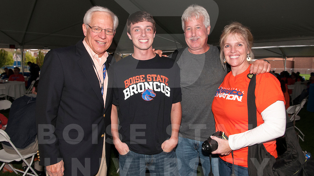 Twilight Tailgate, Parent Family Weekend, WS