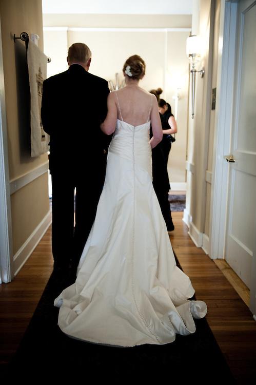 King's Daughter Inn Wedding in Durham, NC.
