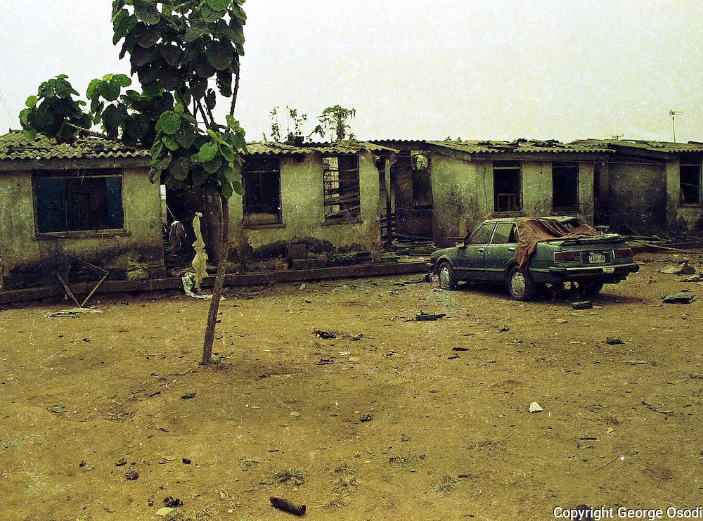 LAGOS BOMB BLAST 2002