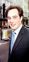 LORD BUCKHURST son of Earl De La Warr at a <br /> party in London on 15th June 2000.OFI 37<br /> © Desmond O'Neill Features:- 020 8971 9600<br />    10 Victoria Mews, London.  SW18 3PY <br /> www.donfeatures.com   photos@donfeatures.com<br /> MINIMUM REPRODUCTION FEE AS AGREED.<br /> PHOTOGRAPH BY DOMINIC O'NEILL