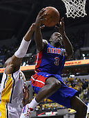 NBA - Indiana Pacers vs Detroit Pistons - Indianapolis, IN