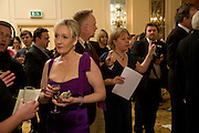 J.K. ROWLING, The Galaxy British Book Awards hosted by Richard Madeley and Judy Finigan. Grosvenor House. Park Lane. London. 9 April 2008. *** Local Caption *** -DO NOT ARCHIVE-© Copyright Photograph by Dafydd Jones. 248 Clapham Rd. London SW9 0PZ. Tel 0207 820 0771. www.dafjones.com.
