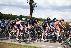 Elisa Longo Borghini (ITA) in the bunch at Boels Ladies Tour 2018 - Stage 3, a 129km road race in Gennep, Netherlands on August 30, 2018. Photo by Sean Robinson/velofocus.com