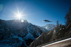 The Trial Round of the Ski Flying Hill Individual Competition at Day 1 of FIS Ski Jumping World Cup Final 2019, on March 21, 2019 in Planica, Slovenia. Photo by Peter Podobnik / Sportida