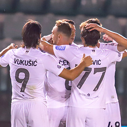 20190811: SLO, Football - Prva liga Telekom Slovenije 2019/20, NK Rudar vs NK Olimpija