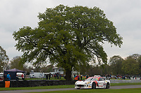 Lanan Racing #51 Ginetta G55 GT4 Alex Reed/David Pittard GT4 Silver during British GT Championship as part of the BRDC British F3/GT Championship Meeting at Oulton Park, Little Budworth, Cheshire, United Kingdom. April 17 2017. World Copyright Peter Taylor/PSP.