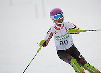 Gunstock Ski Club Tecnica Cup slalom race January 19, 2013.
