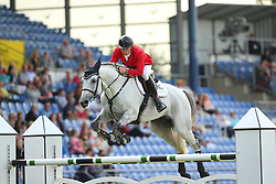 Zvara Ondrej, (CZE), Cento Lano<br /> Team Competition round 1 and Individual Competition round 1<br /> FEI European Championships - Aachen 2015<br /> © Hippo Foto - Stefan Lafrentz<br /> 19/08/15