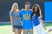 ASUCLA Marketing - UCLA Bear Wear Fall 2014 Catalog Lifestyle Shoot, UCLA, Los Angeles, CA<br /> May 15th, 2014<br /> Copyright Don Liebig/ASUCLA<br /> 140515_BW_0971.NEF