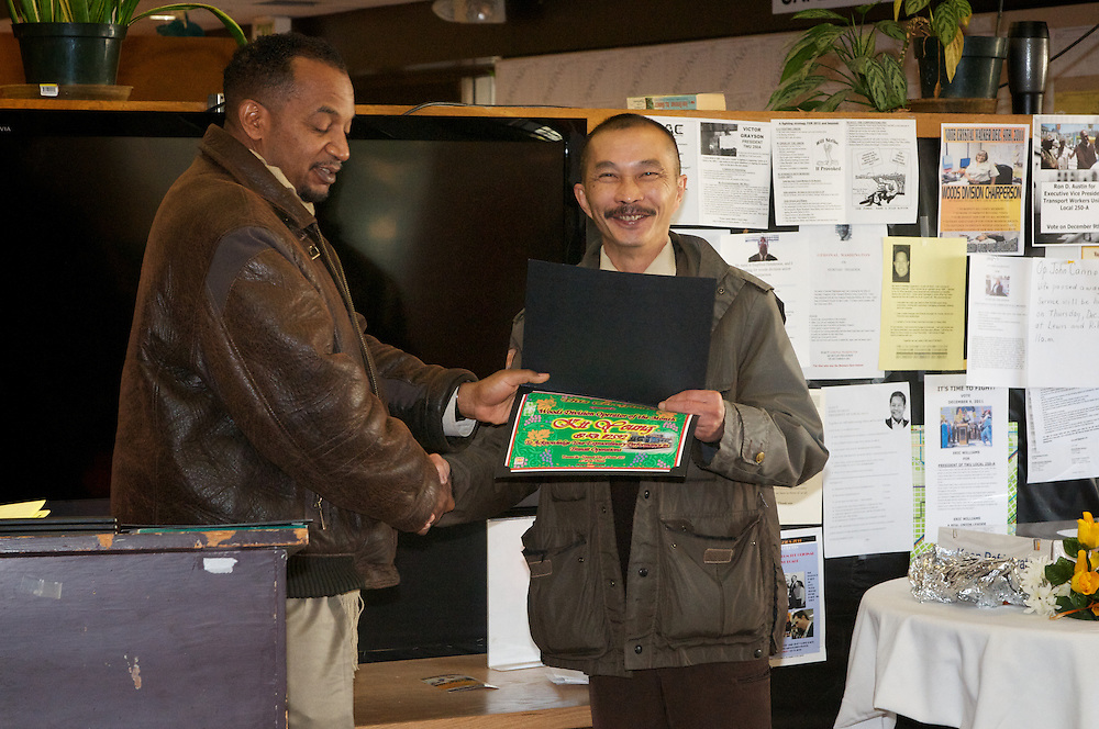 Woods Division Operator of the Month