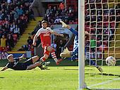 Charlton Athletic v Leeds United