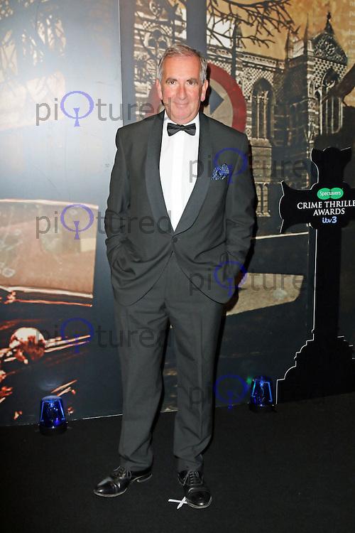 Robert Harris, Specsavers Crime Thriller Awards, Grosvenor House Hotel, London UK, 24 October 2014, Photo by Richard Goldschmidt
