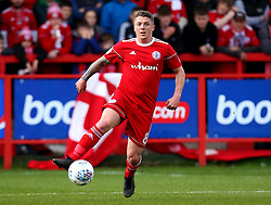 Scott Brown of Accrington Stanley - Mandatory by-line: Robbie Stephenson/JMP - 14/04/2018 - FOOTBALL - Wham Stadium - Accrington, England - Accrington Stanley v Exeter City - Sky Bet League Two