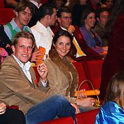Stop Aids Now Utrecht, Lieke van Lexmond en vriend