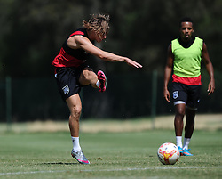 Luke Freeman of Bristol City Shoots  - Photo mandatory by-line: Joe Meredith/JMP - Mobile: 07966 386802 - 16/07/2015 - SPORT - Football - Albufeira -  - Pre-Season Training