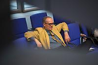 DEU, Deutschland, Germany, Berlin, 15.03.2018: Der rechtspolitische Sprecher der AfD-Bundestagsfraktion, Roman Reusch, Alternative für Deutschland (AfD), bei einer Sitzung im Deutschen Bundestag.