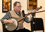 Clark Buehling Black Banjo Gathering Reunion Appalachian State University in Boone NC