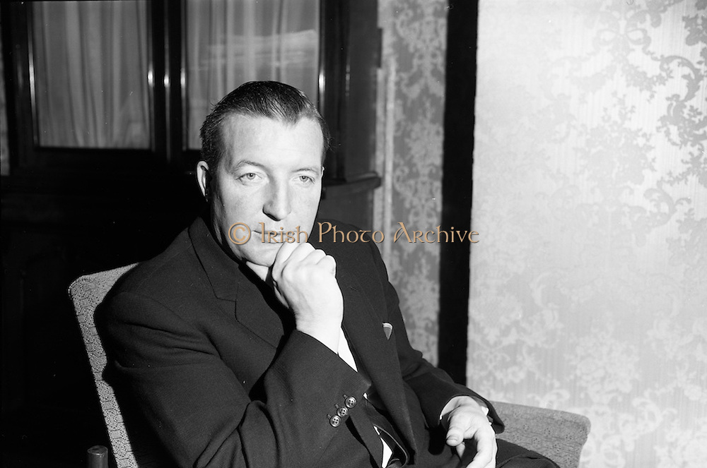 06/04/1964<br /> 04/06/1964<br /> 06 April 1964<br /> Mr Charles Haughey, Minister for Justice.