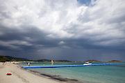Baie de San Ciprianu.