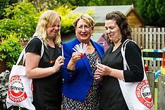 Britex taste test as part of Child Safety Week | Edinburgh | 8 June 2016