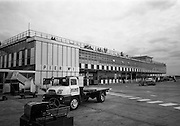 28/7/1964<br /> 7/28/1964<br /> 28 July 1964<br /> <br /> Exterior view of the Finger Building at Dublin Airport