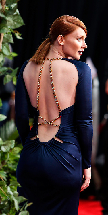 Bryce Dallas Howard, Jurassic World - World Premiere, at the Dolby Theatre, June 9, 2015 - Hollywood, California, CelebrityPhoto. com. EXPA Pictures &copy; 2015, PhotoCredit: EXPA/ Photoshot/ Celebrity Photo<br /> <br /> *****ATTENTION - for AUT, SLO, CRO, SRB, BIH, MAZ only*****