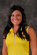 Rachel Rohanna during portrait session prior to the second stage of LPGA Qualifying School at the Plantation Golf and Country Club on Oct. 6, 2013 in Vience, Florida. <br /> <br /> <br /> ©2013 Scott A. Miller