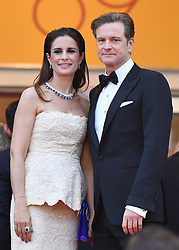 December 16, 2019, Cannes, France: File photo - Colin and Livia Firth attending the Loving Screening at the Palais Des Festivals in Cannes, France on May 16, 2016, as part of the 69th Cannes Film Festival. British actor Colin Firth and his Italian wife Livia have separated after 22 years of marriage, according to the couple's publicists. (Credit Image: © Genin-Hahn-Marechal/Abaca via ZUMA Press)
