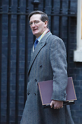 © licensed to London News Pictures. London, UK 07/01/2014. Attorney General, Dominic Grieve attending to a cabinet meeting in Downing Street on Tuesday, 7 January 2014. Photo credit: Tolga Akmen/LNP