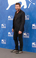 Antonio de la Torre at the The Fury of a Patient Man film photocall at the 73rd Venice Film Festival, Sala Grande on Friday September 2nd 2016, Venice Lido, Italy.