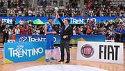 DESCRIZIONE : Trento Nazionale Italia Uomini Trentino Basket Cup Italia Belgio Italy Belgium<br /> GIOCATORE : premiazione Davide Pascolo<br /> CATEGORIA : premiazione coppa premio awards<br /> SQUADRA : Italia Italy<br /> EVENTO : Trentino Basket Cup<br /> GARA : Italia Belgio Italy Belgium<br /> DATA : 12/07/2014<br /> SPORT : Pallacanestro<br /> AUTORE : Agenzia Ciamillo-Castoria/A.Scaroni<br /> Galleria : FIP Nazionali 2014<br /> Fotonotizia : Trento Nazionale Italia Uomini Trentino Basket Cup Italia Belgio Italy Belgium