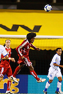 07 July 2009: 6 J. De Guzmán of Canada during the CONCACAF Gold Cup game between El Salvador and Canada at Crew Stadium in Columbus, Ohio. Canada defeated El Salvador 1-0.