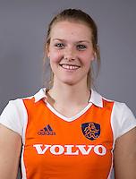 AMSTELVEEN - Sian Keil , Nederlands Meisjes A hockeyteam. FOTO KOEN SUYK