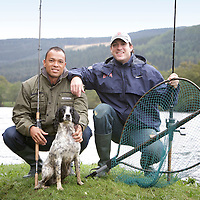 Visit Scotland USA Olympic athletes on River Tay